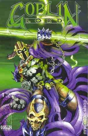 Goblin Lord #1 comic books - cover scans photos Goblin Lord #1 comic books - covers, picture gallery