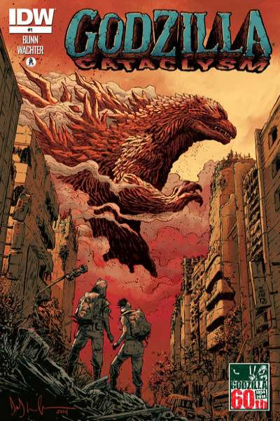 Godzilla: Cataclysm Comic Books. Godzilla: Cataclysm Comics.