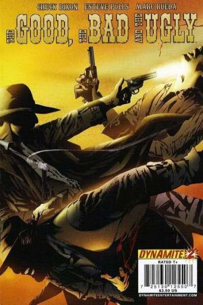 Good; The Bad and The Ugly #2 comic books for sale