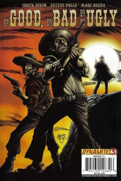 Good; The Bad and The Ugly #3 comic books for sale