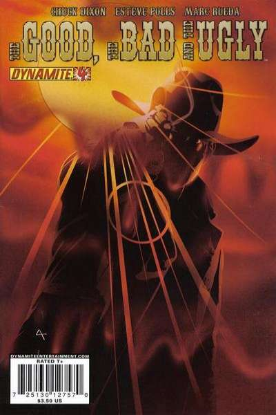 Good; The Bad and The Ugly #4 comic books - cover scans photos Good; The Bad and The Ugly #4 comic books - covers, picture gallery