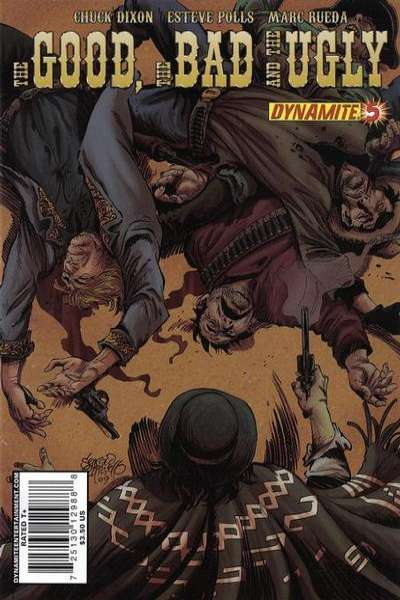 Good; The Bad and The Ugly #5 comic books - cover scans photos Good; The Bad and The Ugly #5 comic books - covers, picture gallery