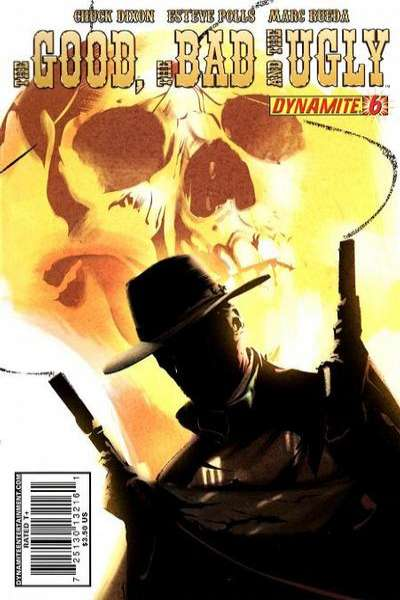 Good; The Bad and The Ugly #6 comic books for sale