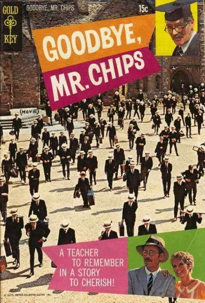 Goodbye Mr. Chips #1 comic books - cover scans photos Goodbye Mr. Chips #1 comic books - covers, picture gallery