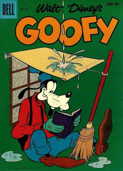 Goofy #10 comic books - cover scans photos Goofy #10 comic books - covers, picture gallery