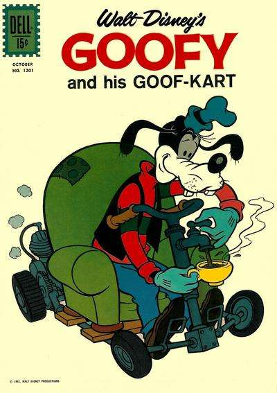 Goofy #15 comic books for sale