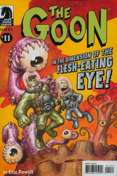 Goon #11 Comic Books - Covers, Scans, Photos  in Goon Comic Books - Covers, Scans, Gallery