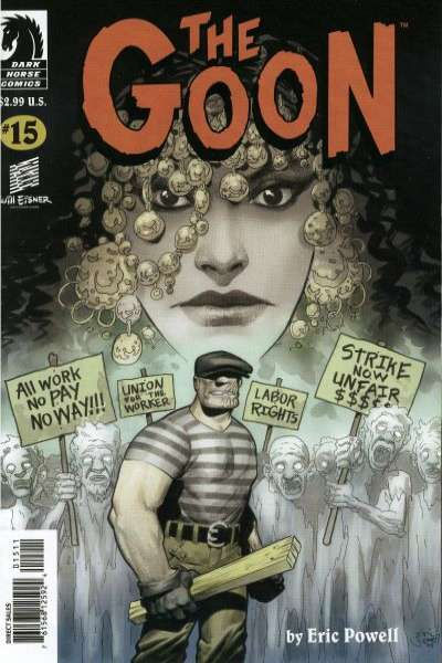 Goon #15 Comic Books - Covers, Scans, Photos  in Goon Comic Books - Covers, Scans, Gallery