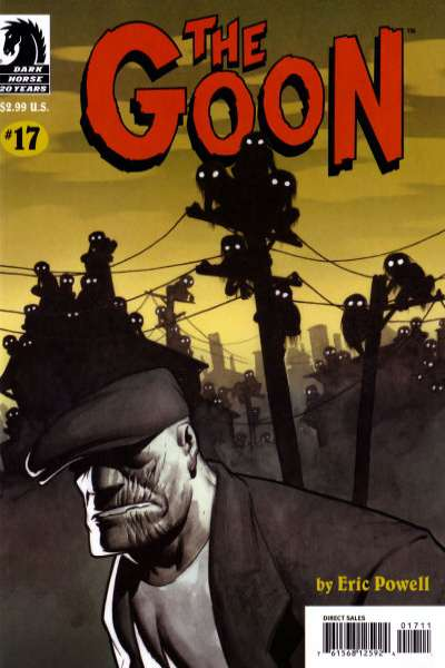 Goon #17 Comic Books - Covers, Scans, Photos  in Goon Comic Books - Covers, Scans, Gallery
