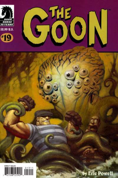 Goon #19 Comic Books - Covers, Scans, Photos  in Goon Comic Books - Covers, Scans, Gallery