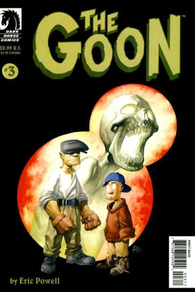 Goon #3 Comic Books - Covers, Scans, Photos  in Goon Comic Books - Covers, Scans, Gallery