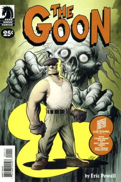 Goon: 25 Cent Edition comic books