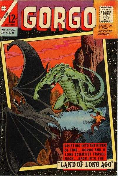 Gorgo #23 comic books - cover scans photos Gorgo #23 comic books - covers, picture gallery