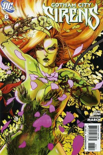 Gotham City Sirens #6 Comic Books - Covers, Scans, Photos  in Gotham City Sirens Comic Books - Covers, Scans, Gallery