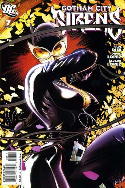 Gotham City Sirens #7 Comic Books - Covers, Scans, Photos  in Gotham City Sirens Comic Books - Covers, Scans, Gallery