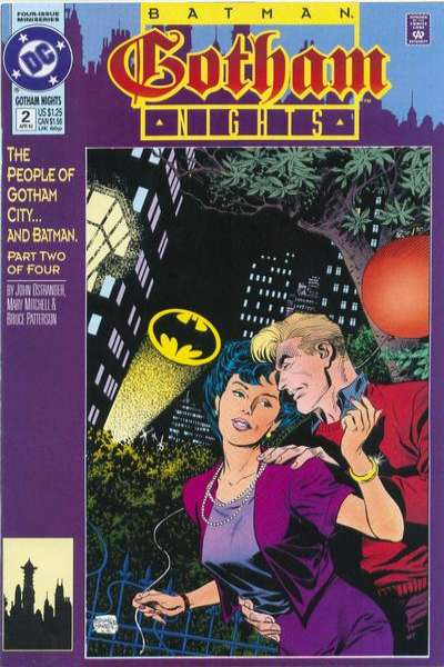 Gotham Nights #2 comic books for sale