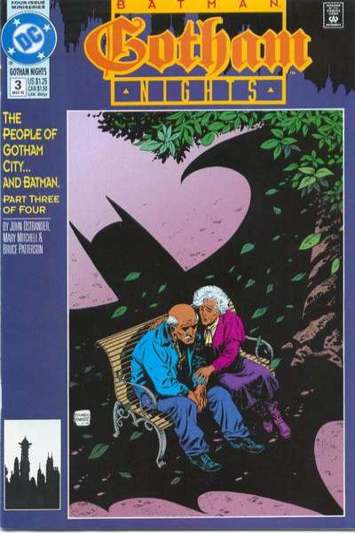 Gotham Nights #3 comic books for sale