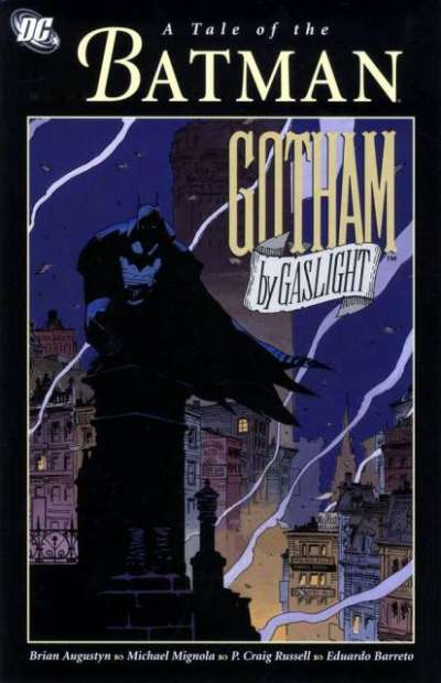 Gotham by Gaslight Comic Books. Gotham by Gaslight Comics.