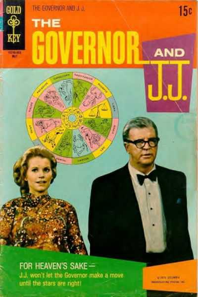 Governor and J.J. #2 Comic Books - Covers, Scans, Photos  in Governor and J.J. Comic Books - Covers, Scans, Gallery