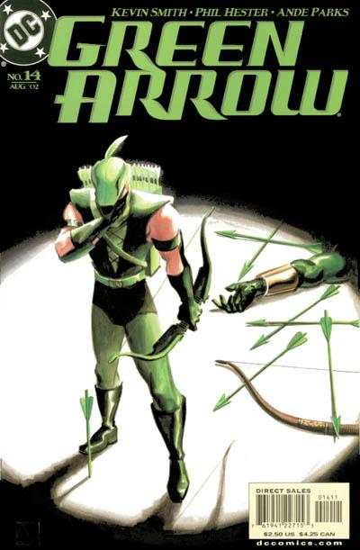 Green Arrow #14 Comic Books - Covers, Scans, Photos  in Green Arrow Comic Books - Covers, Scans, Gallery