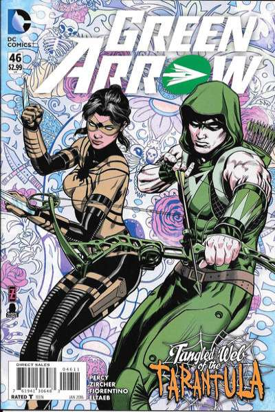 Green Arrow #46 comic books for sale