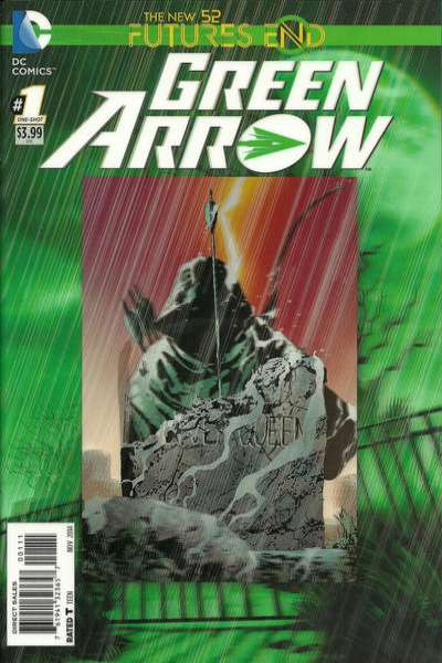Green Arrow: Futures End Comic Books. Green Arrow: Futures End Comics.