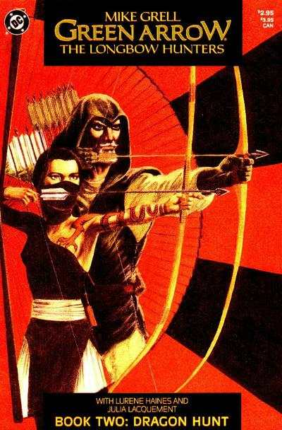 Green Arrow: The Long Bow Hunters #2 Comic Books - Covers, Scans, Photos  in Green Arrow: The Long Bow Hunters Comic Books - Covers, Scans, Gallery