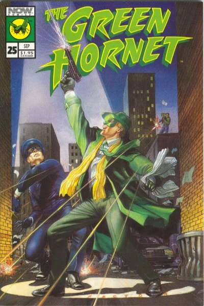 Green Hornet #25 comic books for sale