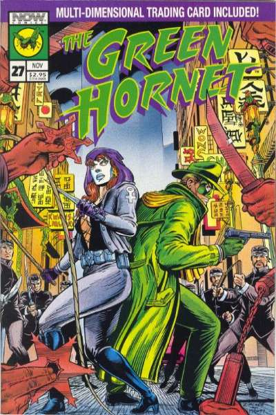 Green Hornet #27 comic books for sale