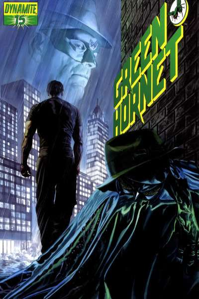 Green Hornet #15 Comic Books - Covers, Scans, Photos  in Green Hornet Comic Books - Covers, Scans, Gallery