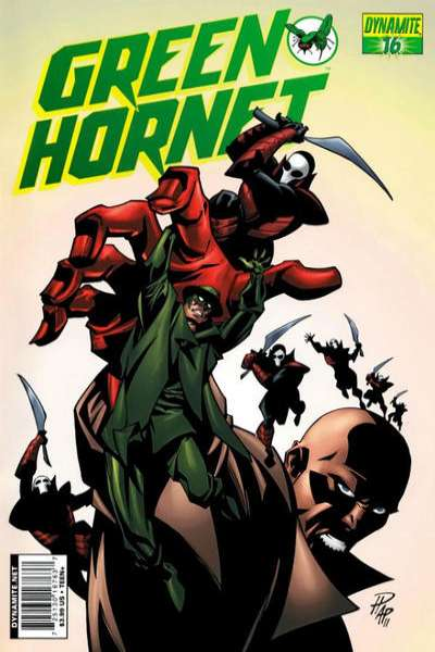 Green Hornet #16 Comic Books - Covers, Scans, Photos  in Green Hornet Comic Books - Covers, Scans, Gallery