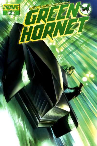 Green Hornet #2 comic books for sale