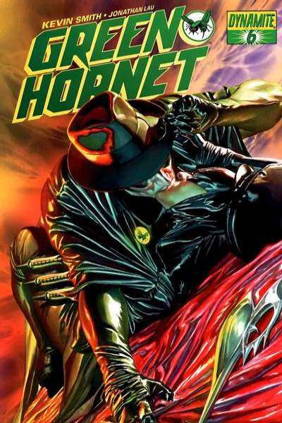 Green Hornet #6 comic books for sale
