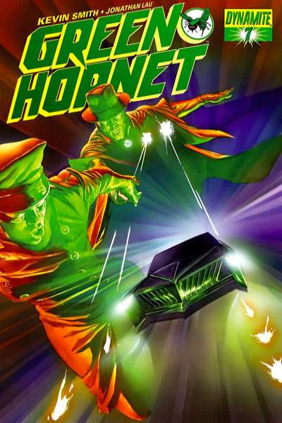 Green Hornet #7 comic books for sale