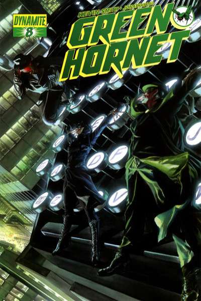 Green Hornet #8 comic books for sale