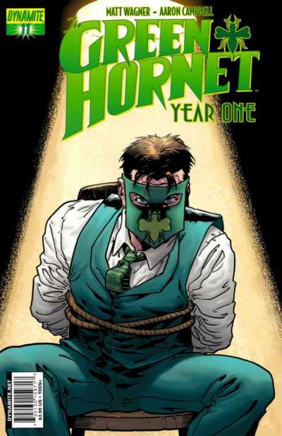 Green Hornet: Year One #11 comic books for sale