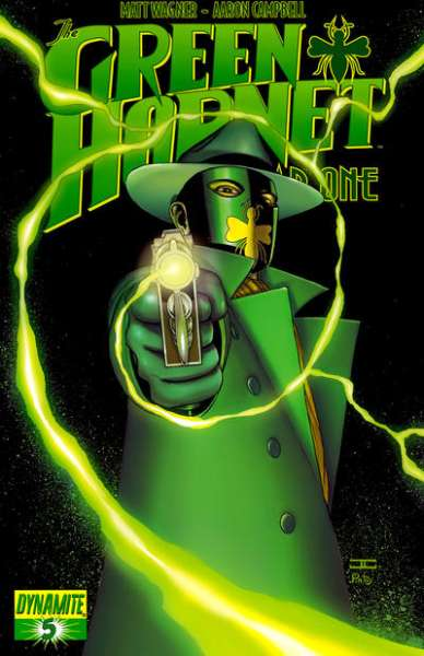 Green Hornet: Year One #5 comic books for sale