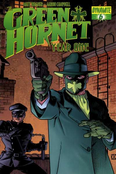 Green Hornet: Year One #6 comic books for sale