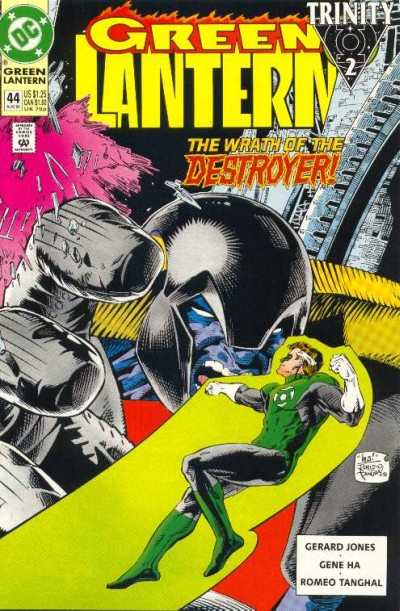 Green Lantern #44 comic books for sale