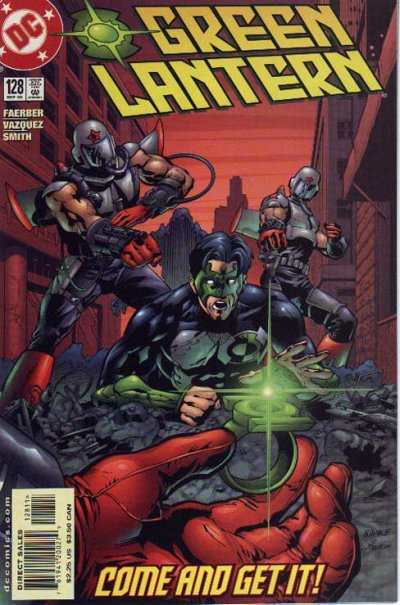 Green Lantern #128 comic books for sale