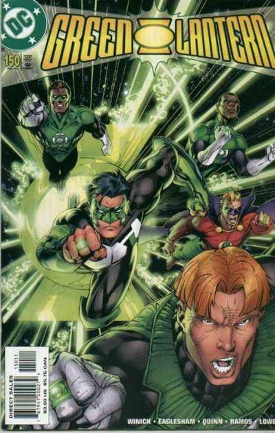 Green Lantern #150 comic books - cover scans photos Green Lantern #150 comic books - covers, picture gallery