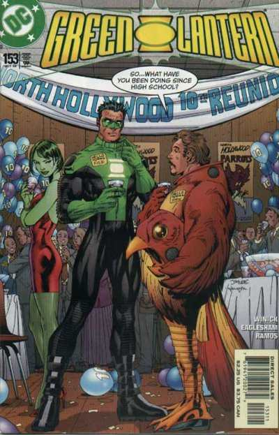 Green Lantern #153 comic books for sale
