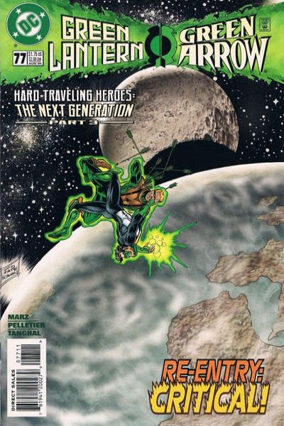 Green Lantern #77 comic books - cover scans photos Green Lantern #77 comic books - covers, picture gallery