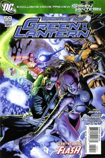 Green Lantern #59 comic books - cover scans photos Green Lantern #59 comic books - covers, picture gallery