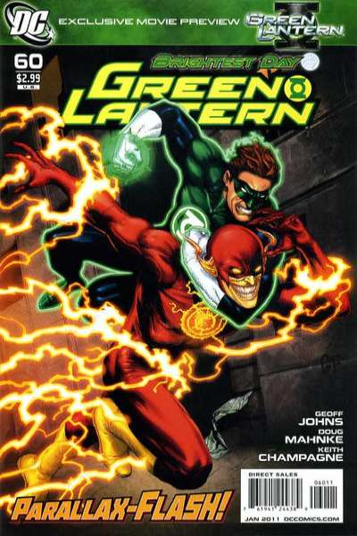 Green Lantern #60 comic books for sale