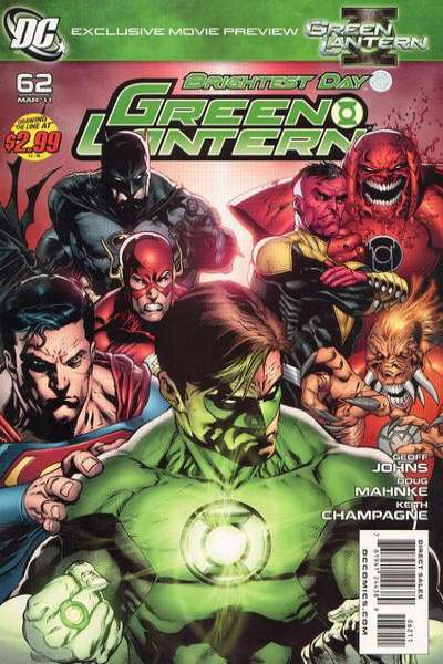 Green Lantern #62 comic books - cover scans photos Green Lantern #62 comic books - covers, picture gallery