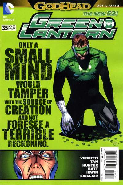 Green Lantern #35 Comic Books - Covers, Scans, Photos  in Green Lantern Comic Books - Covers, Scans, Gallery