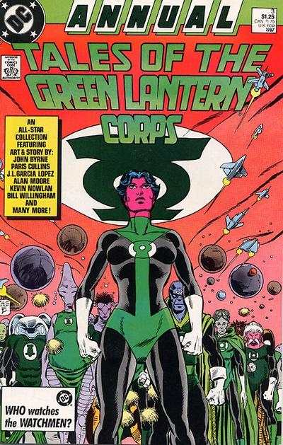Green Lantern Corps #3 comic books for sale