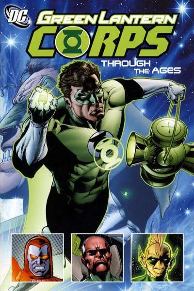 Green Lantern Corps #1 comic books for sale