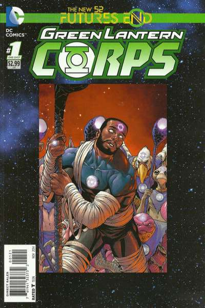 Green Lantern Corps: Futures End Comic Books. Green Lantern Corps: Futures End Comics.